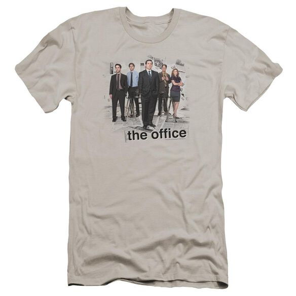 The Office Cast Premuim Canvas Adult Slim Fit