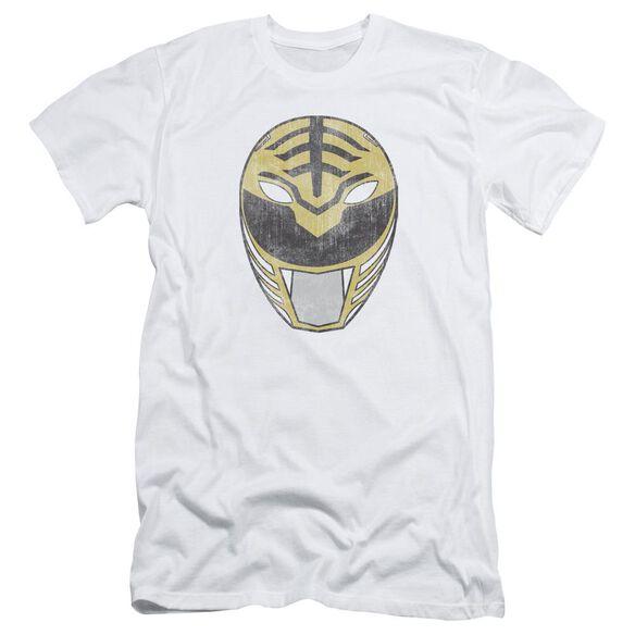 Power Rangers Ranger Mask Short Sleeve Adult T-Shirt