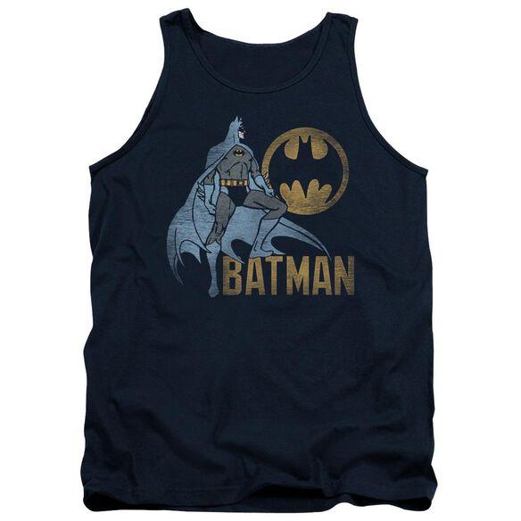 Batman Knight Watch Adult Tank