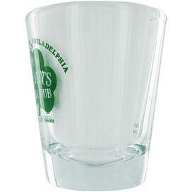 Its Always Sunny in Philadelphia Shamrock Shot Glass