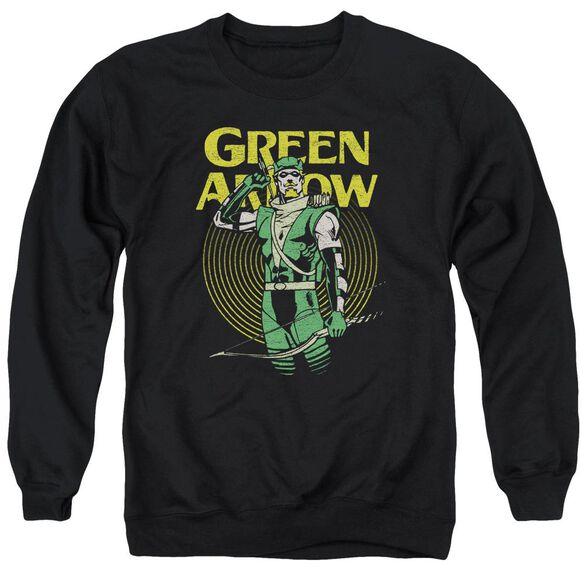 Dc Pull Adult Crewneck Sweatshirt