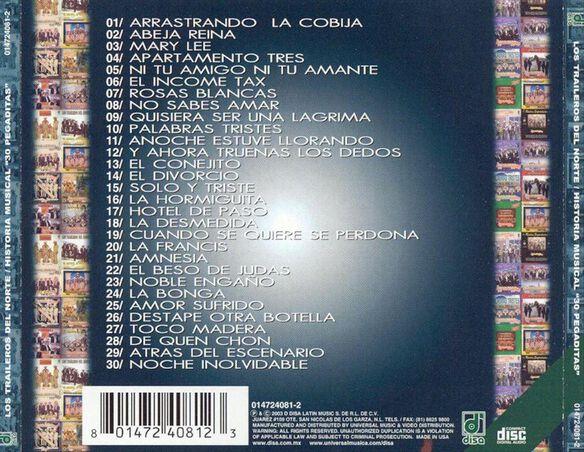 Historia Musical 0703