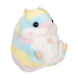 Amuse Rainbow Hamster Plush