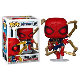 Funko Pop!: Marvel Avengers Endgame - Iron Spider [w/ Nano Gauntlet]