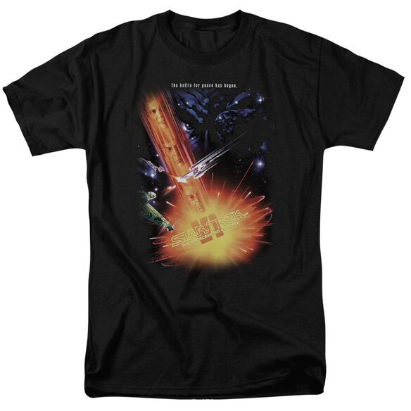 Star Trek Undiscovered Cntry(Movie) Short Sleeve Adult T-Shirt