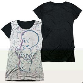 CASPER FRIENDLY GHOST-S/S JUNIOR POLY T-Shirt