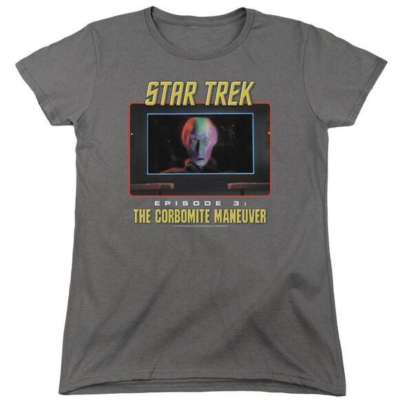 St Original The Corbomite Maneuver Short Sleeve Women's Tee T-Shirt