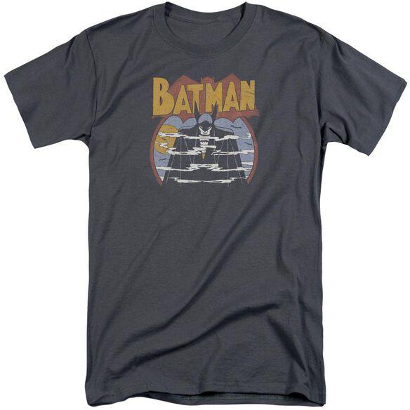 Dc Foggy Short Sleeve Adult Tall T-Shirt