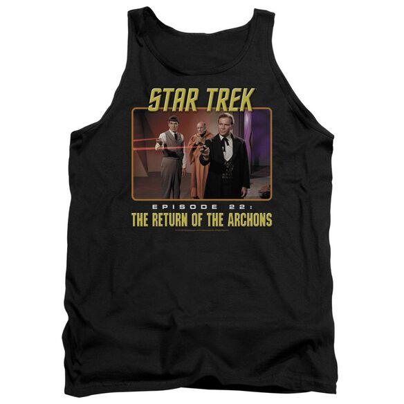 Star Trek Episode 22 Adult Tank