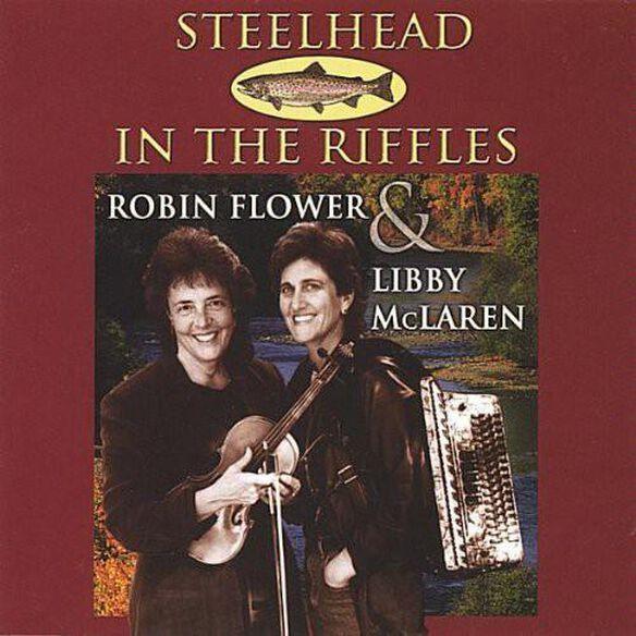 Steelhead In The Riffles