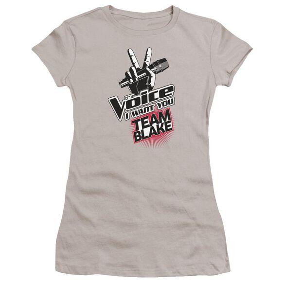 The Voice Team Blake Premium Bella Junior Sheer Jersey