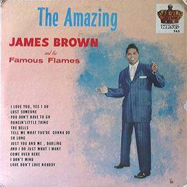 James Brown - Amazing James Brown