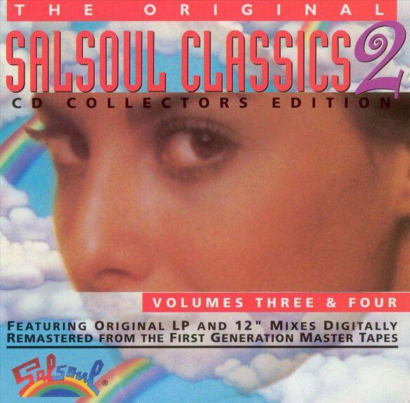 Salsoul Classics V3+4
