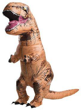 Jurassic World - Tyrannosaurus Rex Adult Inflatable Costume