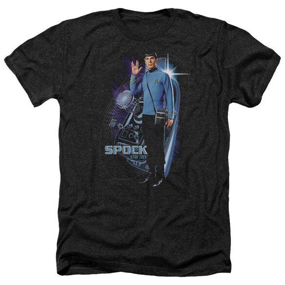 Star Trek Galactic Spock Adult Heather