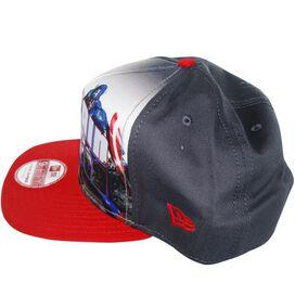 Captain America Poster Hat