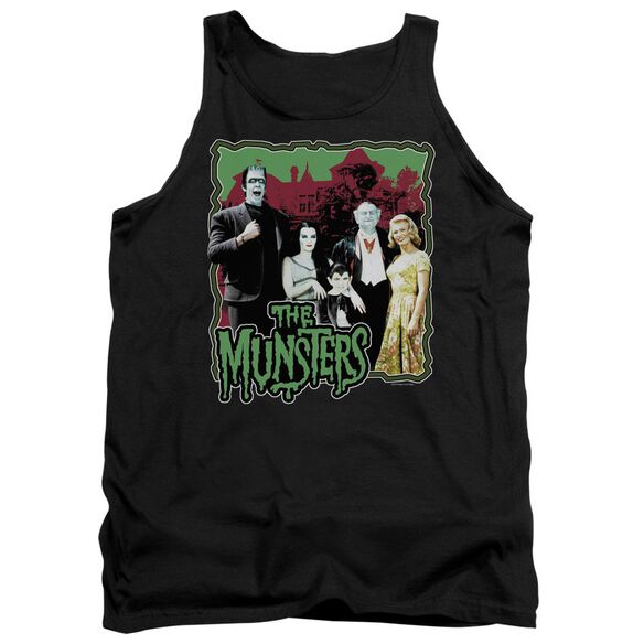 The Munsters Normal Family Adult Tank