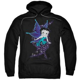 Betty Boop Sparkle Fairy Adult Pull Over Hoodie
