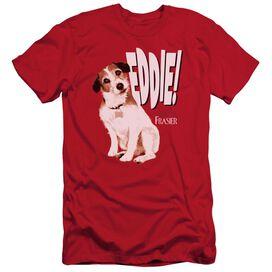 Frasier Eddie Short Sleeve Adult T-Shirt