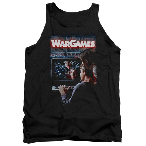 Wargames Poster Adult Tank