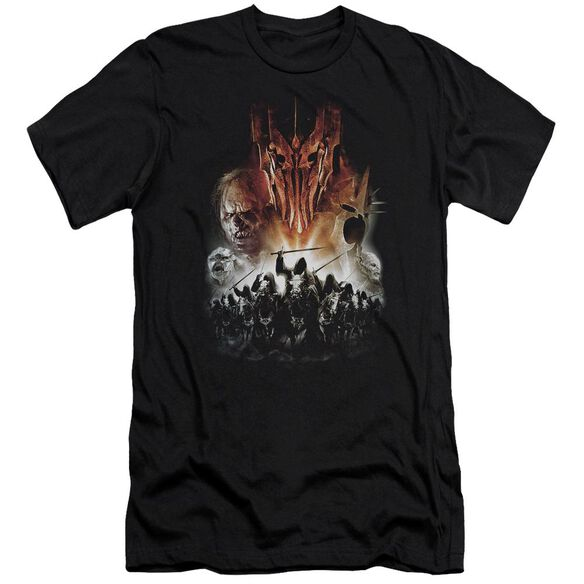 Lor Evil Rising Short Sleeve Adult T-Shirt