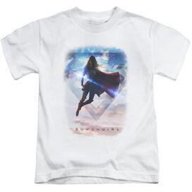 Supergirl Endless Sky Short Sleeve Juvenile T-Shirt