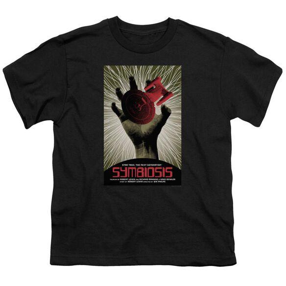Star Trek Tng Season 1 Episode 22 Short Sleeve Youth T-Shirt