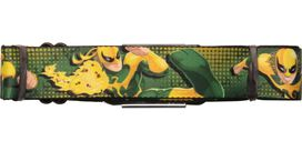 Iron Fist Action Poses Seatbelt Belt