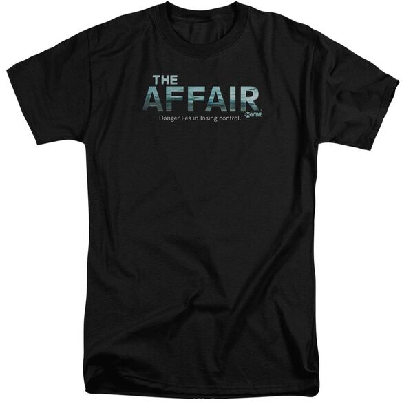 Affair Ocean Logo Short Sleeve Adult Tall T-Shirt