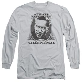 Billions Axeceptional Long Sleeve Adult T-Shirt