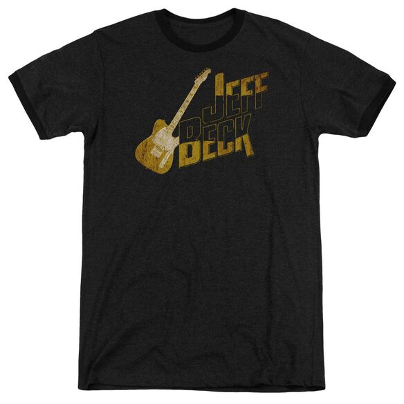 Jeff Beck That Yellow Guitar Adult Heather Ringer