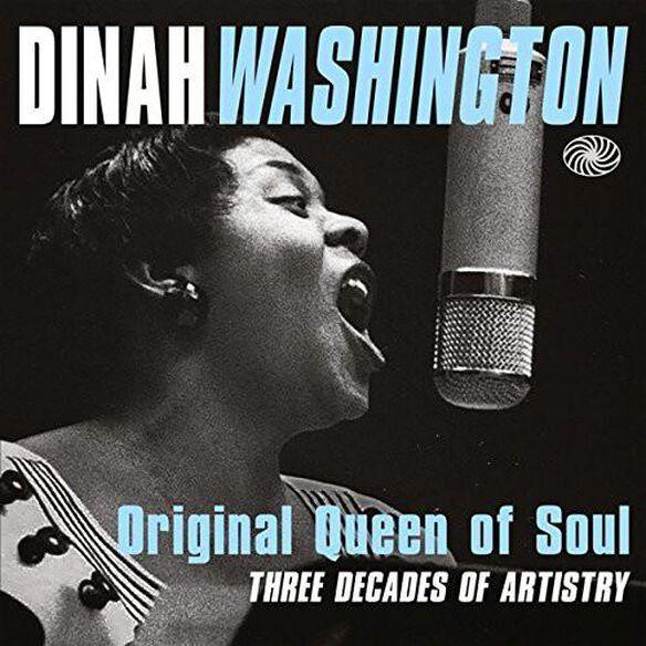 Original Queen Of Soul (Uk)