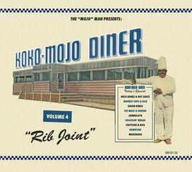 Various Artists - Koko-mojo Diner 4 Rib Joint (Various Artists)