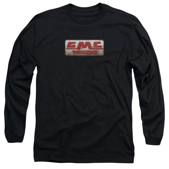 Gmc Beat Up 1959 Logo Long Sleeve Adult T-Shirt