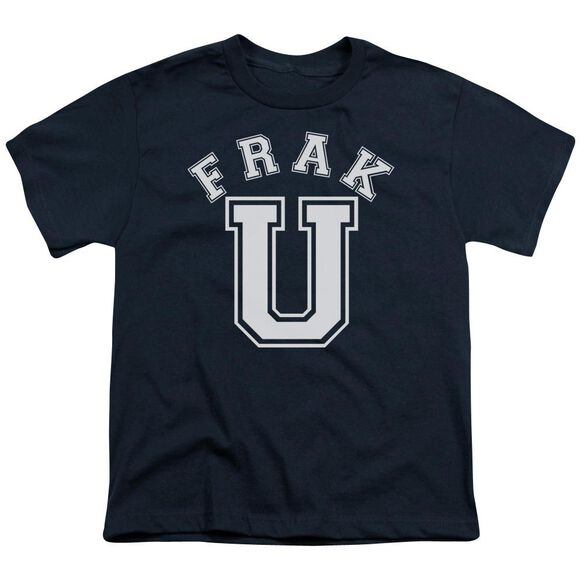 BSG FRAK U - S/S YOUTH 18/1 - NAVY T-Shirt
