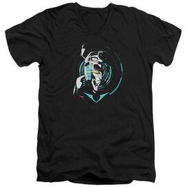 Voltron Defender Noir Short Sleeve Adult V Neck T-Shirt