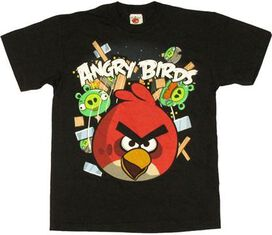 Angry Birds Smash Youth T-Shirt