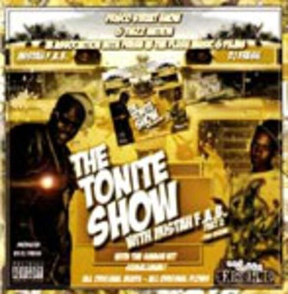 Tonite Show With Mistah Fab (Part 2) The Sequel