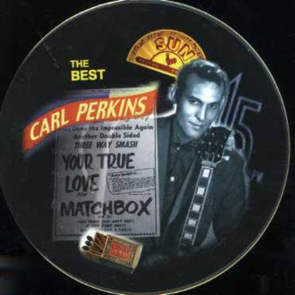 Carl Perkins - Best