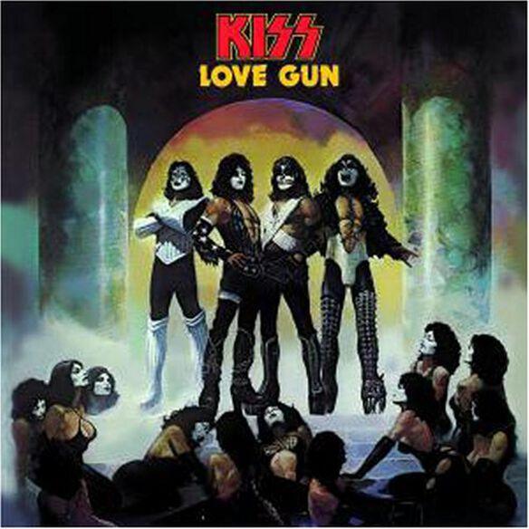 Kiss - Love Gun (remastered)