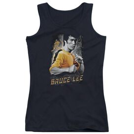 Bruce Lee Yellow Dragon Juniors Tank Top