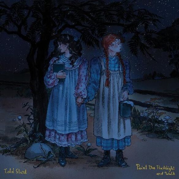 Told Slant - Point The Flashlight And Walk