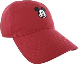 Mickey Mouse Small Face Velcro Hat