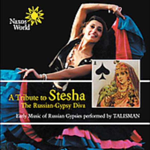 Tribute To Stesha: The Russian Gypsy Diva