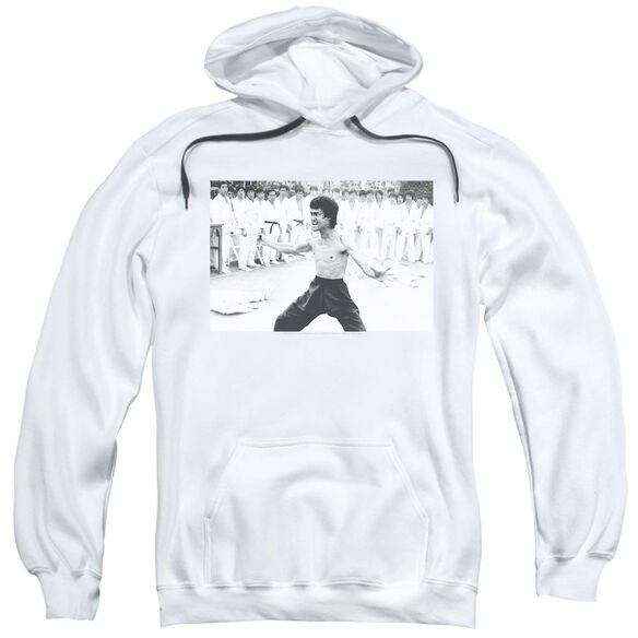 Bruce Lee Triumphant Adult Pull Over Hoodie