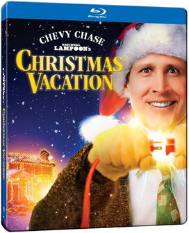 National Lampoon's Christmas Vacation [Exclusive Blu-ray Steelbook]