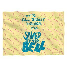 Saved By The Bell All Right Pillow Case