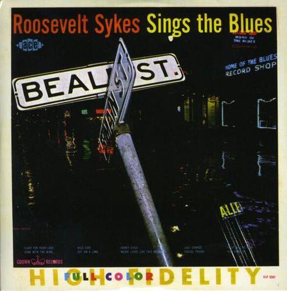 Sings The Blues (Reis) (Uk)