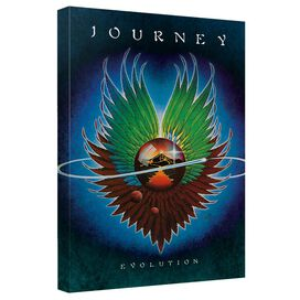 Journey Evolution Home Quickpro Artwrap Back Board