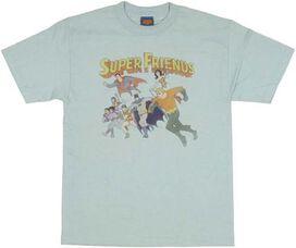 Super Friends Group T-Shirt
